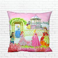 Детская подушка, Принцессы,золушка
