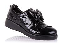 Школьные туфли для девочек Azra 190124