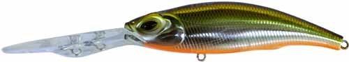Воблер Usami Tsumetai 85F-SDR 18,3гр ur03 black eye 4+м (1777.08.72)