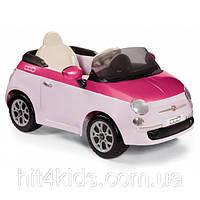Детский электромобиль Peg-Perego Fiat 500 Цвет Pink IGED1162