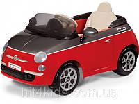 Детский электромобиль Peg-Perego FIAT 500 Red IGED1161
