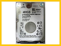 HDD 480GB 5400 SATA3 2.5 Hitachi HTS545050B7E660 WX21AA692AP8