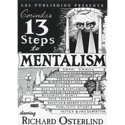 13 Steps To Mentalism (6 Videos) by Richard Osterlind video DOWNLOAD, фото 2