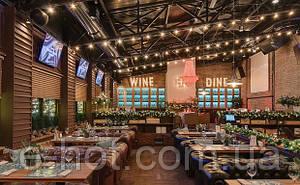 Проектирование ресторана из керамоблоков