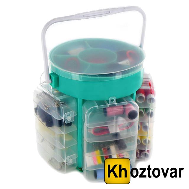 Набор для шитья Supercosturero 210 предметов - Интернет-магазин Khoztovar.com.ua в Одессе