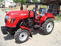 Трактор DW 244D (KM385, КПП (3+1)х2, колеса 6,00х14/9,50х20, гидроусилитель руля