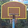 Щит баскетбольный, спортивная площадка
