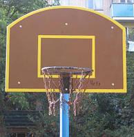 Щит баскетбольный, спортивная площадка, фото 1