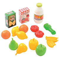 Набор овощей в сетке Ecoiffier 951