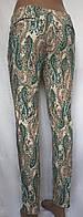 Джинсы женские цветные летние ZARA размер S(28), фото 1