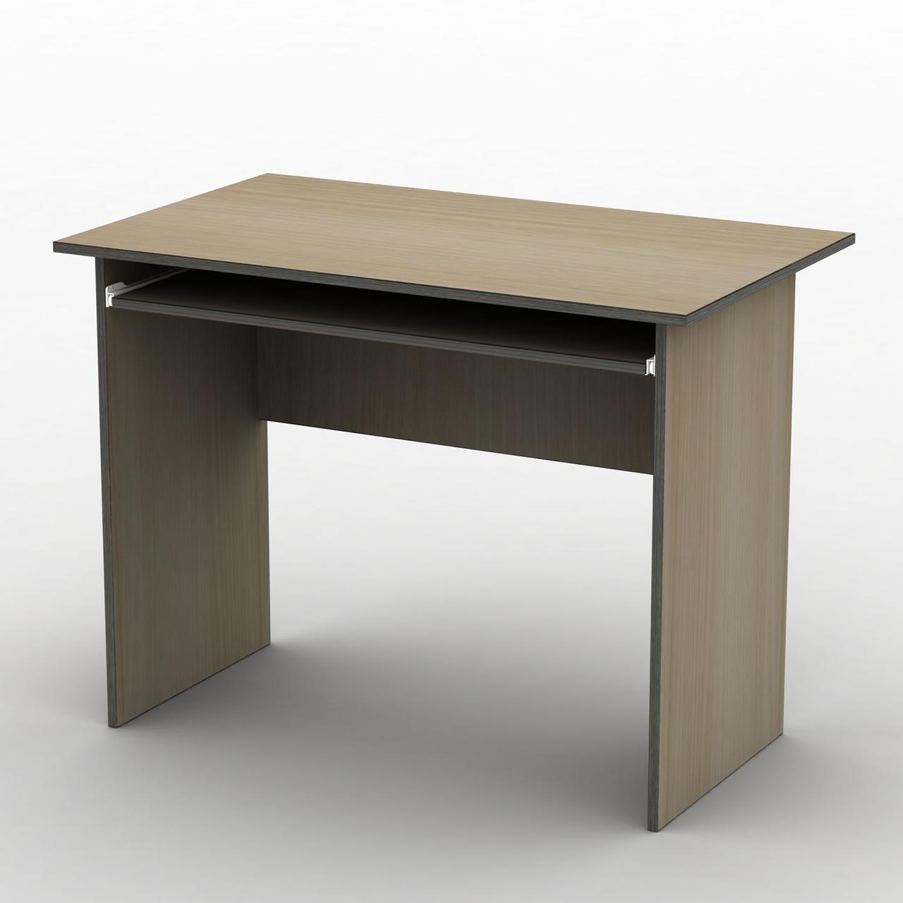 Компьютерный стол Бюджет СК-1 (800*600) Тіса меблі