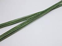 Проволока флористическая зеленая № 28 ( 60 см)