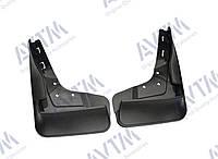 Брызговики задние для Mercedes-Benz ML166 (с порогами) 2011- (A1668900478) 2шт MF.MRDML2013FR, фото 1
