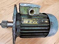 Электродвигатель 0,55 кВт 940 об/мин