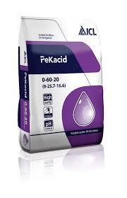 Удобрение Пекасид 25 кг NPK 0.60.20 Израиль