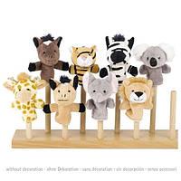Лялька goki для пальчикового театру Жираф 15125G-4