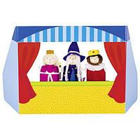 Набір ляльок goki для пальчикового театру 51592G