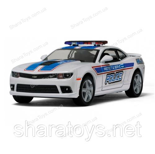 Полицейская машинка Машинка Kinsmart Chevrolet Camaro