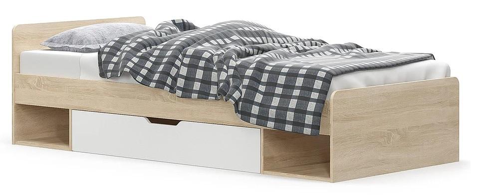 ТИПС Детская кровать 900 с ящиками (Мебель-Сервис)
