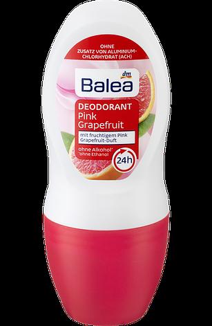 Дезодорант шариковый Balea Pink Grapefruit 50мл, фото 2