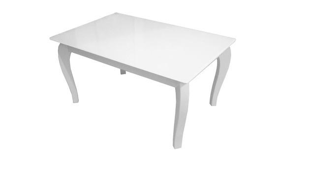 Император-мини журнальный стол Sentenzo 800х550х550 мм White