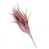 Зелень для флористов красная 37см