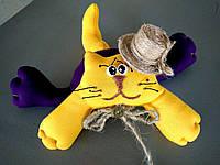 Мягкая игрушка Handmade Кот