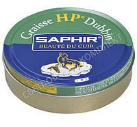 Жир Для Туристической Обуви Saphir Graisse Hp Dubbin, банка метал, цв. черный