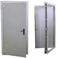 Утеплені металеві двері