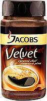 Кофе растворимый Jacobs Velvet Якобс Вельвет Чехия 200г