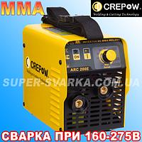 Сварочный инвертор CrepoW ARC-200 E