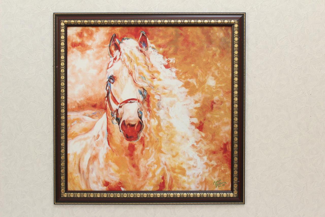 """Картина """"Золотая лошадь"""""""