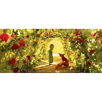 Пазл с деревянной рамкой Hape Маленький принц Сад роз (824708)