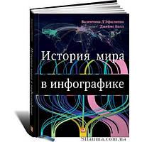 История мира в инфографике. Валентина Д'Эфилиппо