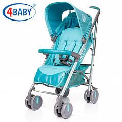 Детская коляска-трость 4Baby City Turkus