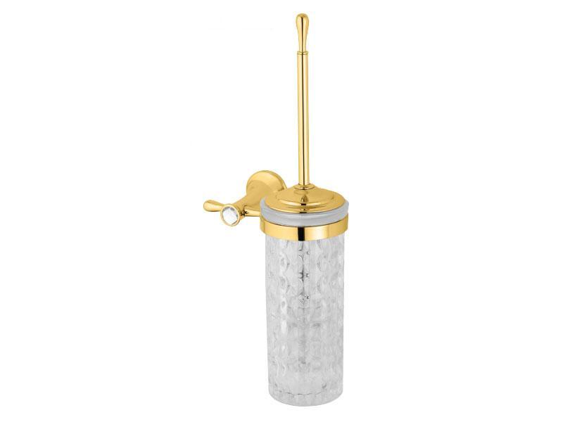 Ершик для туалета Kugu Bavaria 305G, золото