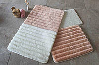 Набор ковриков для ванной комнаты