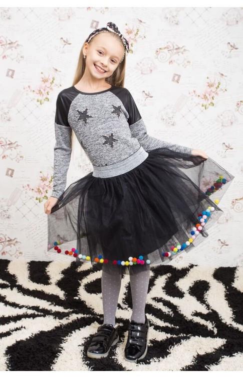 Красивая юбка для девочек, фото 1