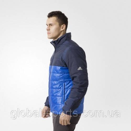 Мужской пуховик adidas BASIC PADDED(АРТИКУЛ BP7148) - Global Sport в  Харькове b5eaebd08f6