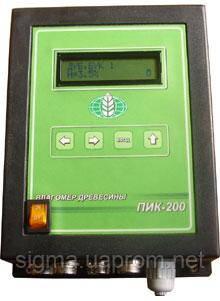 Система контроля влажности пиломатериалов в сушильных камерах ПИК-200