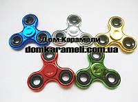 Спиннеры Hand Spinner хром (антистресс) хромированные с металлическими утяжелителями (при заказе от 24 шт.)
