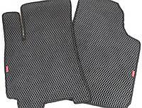 Коврики полимерные Daewoo Lanos 1997- материал EVА черн. (4шт/комп)