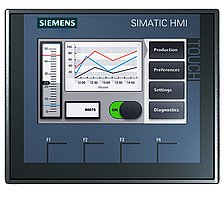 Панель оператора SIMATIC HMI KTP400 BASIC