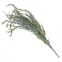 Букет травы для декора фиолетовый 50см