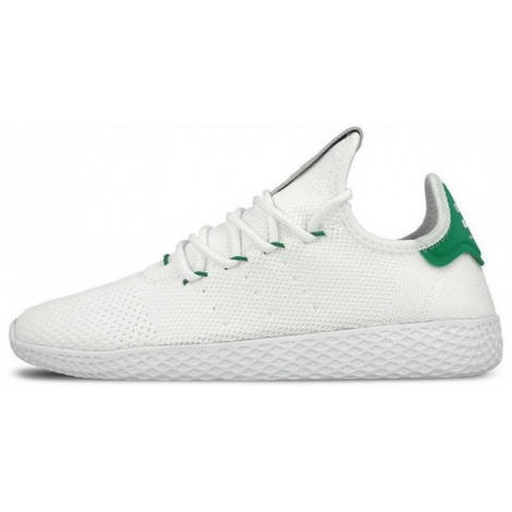 "Мужские кроссовки adidas x Pharrell Williams Tennis Hu Primeknit ""White/Green"""