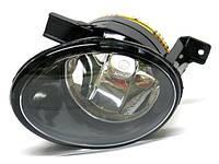 VW Eos 2010 Галогенка левая противотуманка птф фара оптика дополнительная