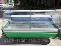 Витрина холодильная COLD хорошая, качественная, красивая. Зеленый цвет гармонирует в разных торговых помещениях и станет украшением вашего интерьера.Рекомендуем данную витрину, как надежное оборудование для вашего бизнеса.