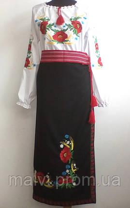 Жіночий костюм в українському стилі сорочка і плахта  продажа 243afcc14bbad