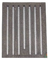 Чугунная решетка (26,2 х 21,2 х 1,6 мм)