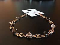 Браслет «Xuping jewelry» с камнями